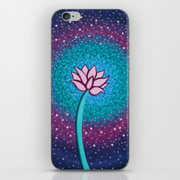 You Can and You Will - Lotus iPhone Skin