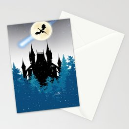 Dragon castle Stationery Cards