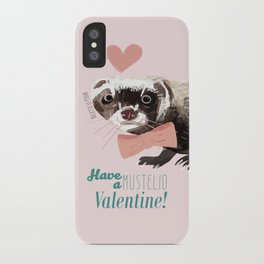 Love : Mustelid Valentine iPhone Case