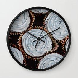 sweet treats #decor #buyart #society6 Wall Clock