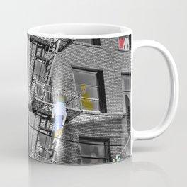 Building Lives, Sharing Spaces Coffee Mug