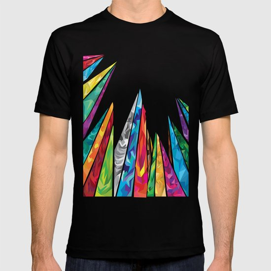 Up to the mountains T-shirt