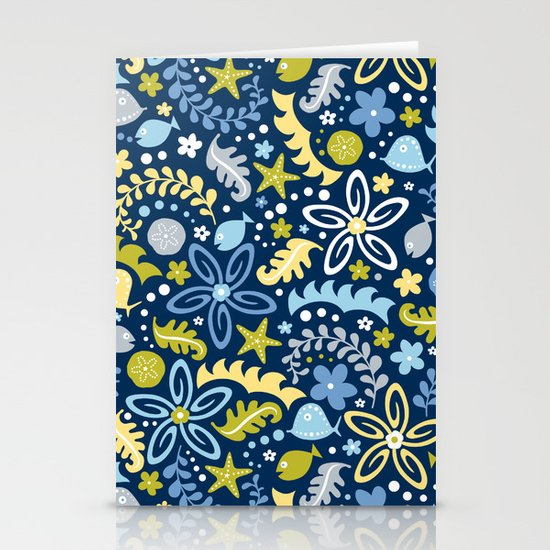 Tidal Pool Stationery Cards