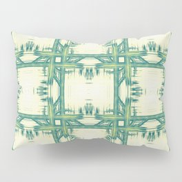 Seamless thorny pattern Pillow Sham