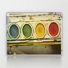 Watercolors Laptop & iPad Skin