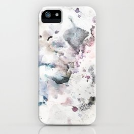the beauty of impermanence iPhone Case