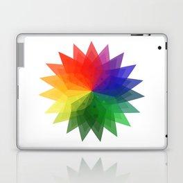 Color Wheel Inception Laptop & iPad Skin