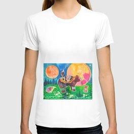 Family bear - animal - by LiliFlore T-shirt