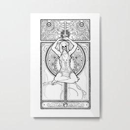 Thelma Metal Print