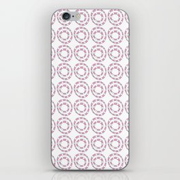 Circle and abstraction 7-abstract,geometric,geometrical,circle,sphere iPhone Skin