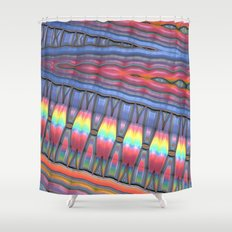 The Primitives Shower Curtain