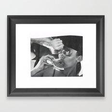 dif 0.3 Framed Art Print