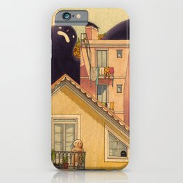 Sunny Day Gloom iPhone Case