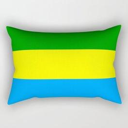 Bandung flag Rectangular Pillow
