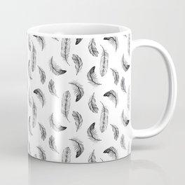Softly Falling Feathers Coffee Mug