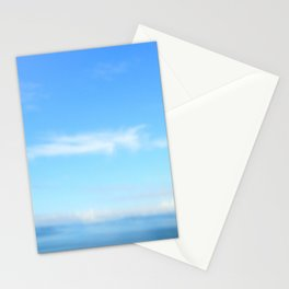 Waiting the wave Stationery Cards