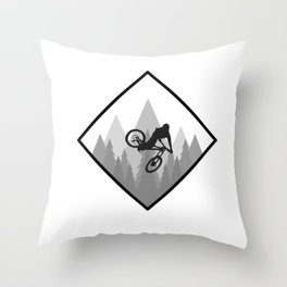 Whip Contest Throw Pillow