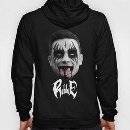 Black Metal Robbie Hoody