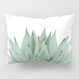 Agave Green Summer Vibes #1 #tropical #decor #art #society6 Pillow Sham