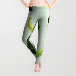 Banana leaf #society6 Leggings