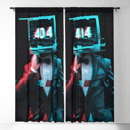 404 Blackout Curtain