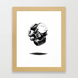 Lumps of the Twelvetide: Baby Framed Art Print