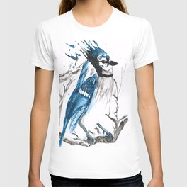 True Blue Jay T-shirt