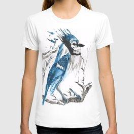 True Blue Jay T-shirt