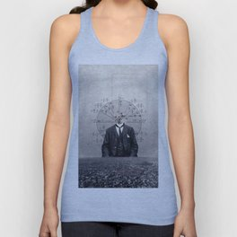 Angles of view Unisex Tank Top