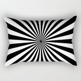 2017 COLLECTION| BLACK AND WHITE |  OPTICAL Rectangular Pillow