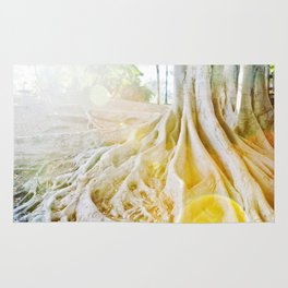 Tree of Light Rug