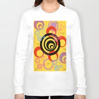 illusion Long Sleeve T-shirts featuring Illusion by Ketjokha