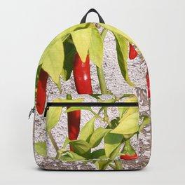 Thai Peppers Backpack