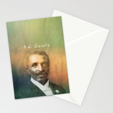 Veneer. Carver. 1864-1943. Stationery Cards