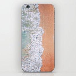 Sea Tide iPhone Skin