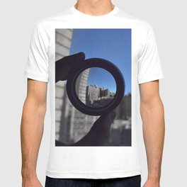 NYC Through a lens T-shirt
