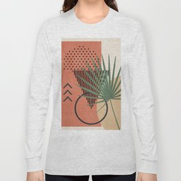 Nature Geometry II Long Sleeve T-shirt