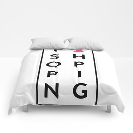 shopping Comforters