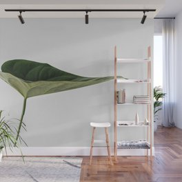 Beautiful Home Decor Green Leaf Wall Mural