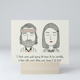 R Mini Art Print