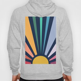 Rainbow Sunshine Hoody