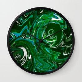 Wild Irish Wall Clock