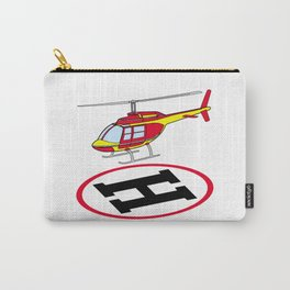 Landing helicopter Carry-All Pouch