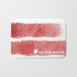Emotional Art IN THE MOOD Bath Mat