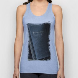 24 Hours A Day Unisex Tank Top