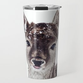LITTLE FAWN FIONA Travel Mug