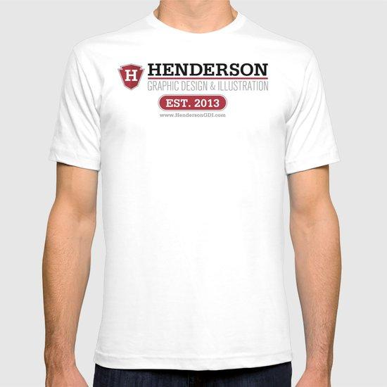Henderson GDI Est. 2013 T-shirt