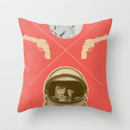 We boil at different degrees Throw Pillow