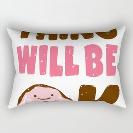Sweet-Relief Rectangular Pillow
