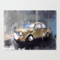 minion Canvas Prints featuring Minion by mystudio69